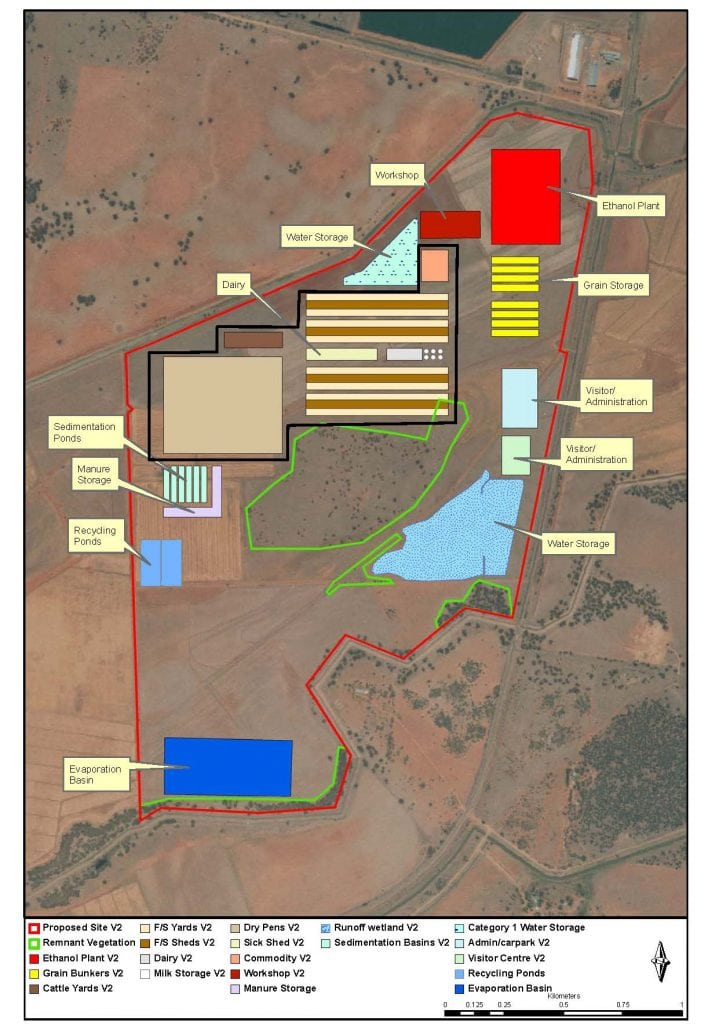 original riverina approved conceptual plan